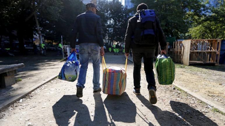 شاب من غزة يسرد تفاصيل رحلة الموت إلى بلجيكا