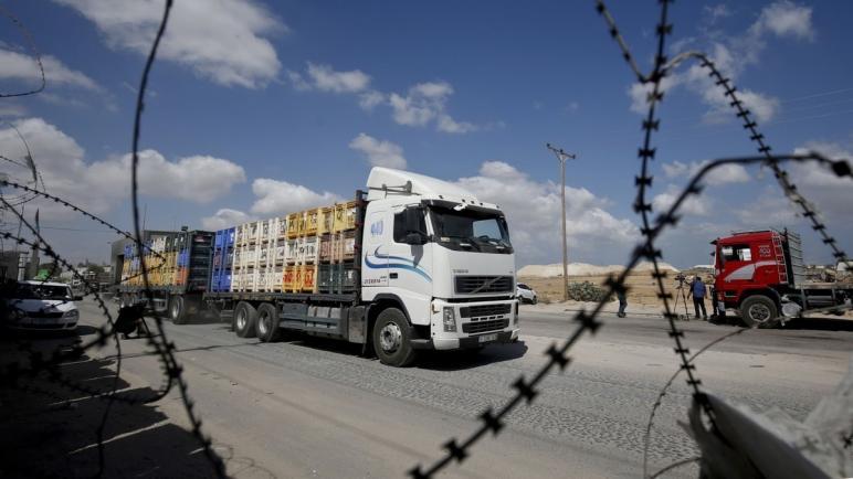 بشروط إسرائيلية.. تفاصيل إقامة ميناء بري في الخليل